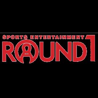 Round 1 logo